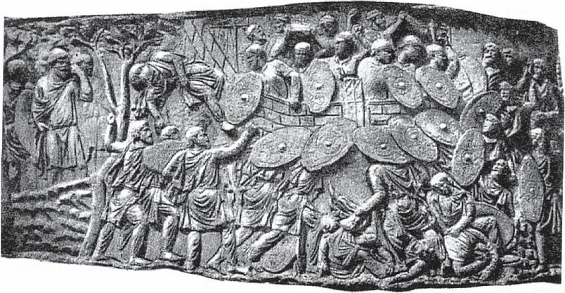 римские войны под знаком марса