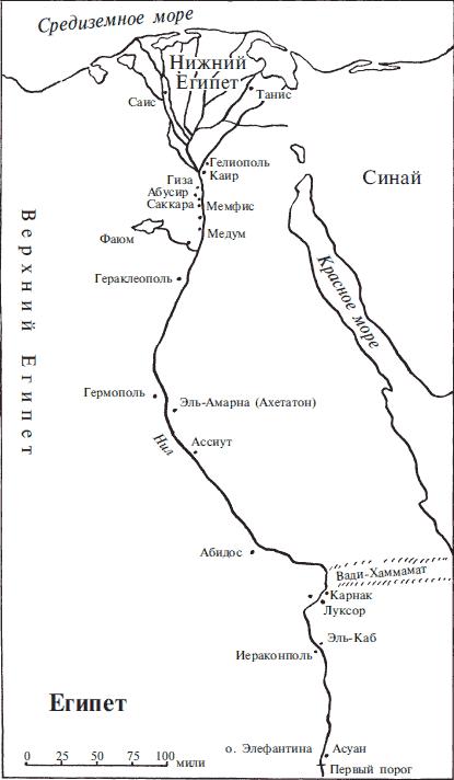 Древний Египет. Храмы