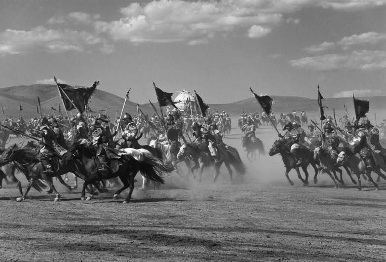Путь Чингисхана Советские туристы ходили к морю по