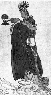 мифология картинки китайская демоны