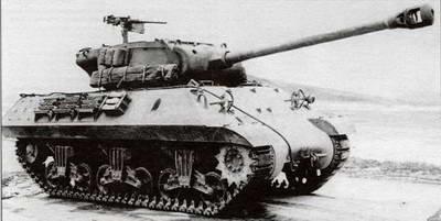 Самоходная артиллерийская установка М36 - ТАНКИ иллюстрированная ...