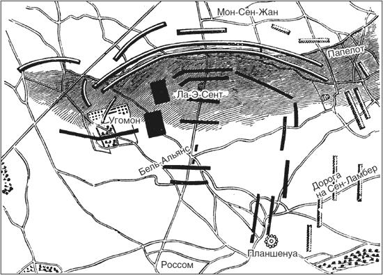 Глава 8 Битва при Ватерлоо