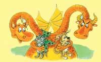 Сказка Драконьего королевства
