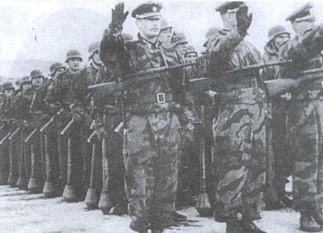 Белоэмигранты и Вторая мировая война. Попытка реванша. 1939-1945