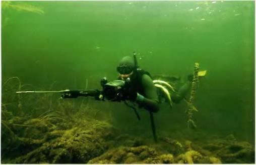 Азбука подводной охоты.
