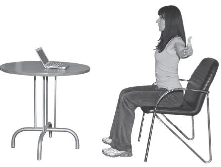 За компьютером без боли в спине