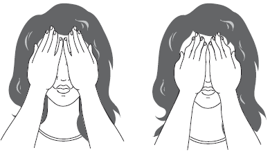 Как лечить астигматизм упражнениями