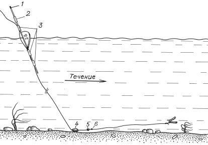 ловля окуня на глубине летом