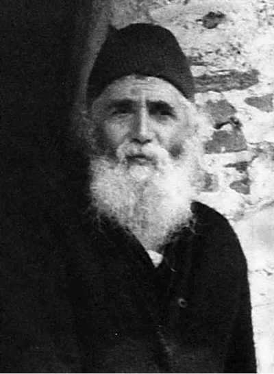 Житие старца Паисия Святогорца