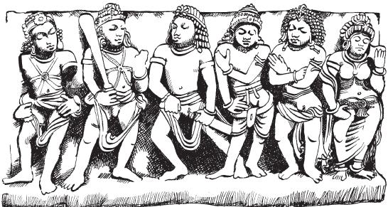Древние учения индии о сексе