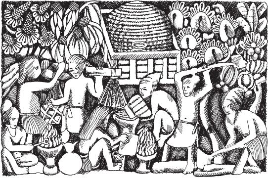 Сексуальная жизнь древней индии