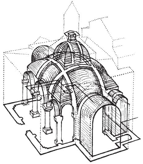 Огибающая схема (рисунок