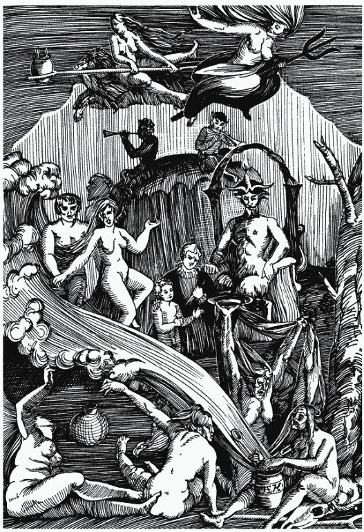 Колдовство - Эпоха Возрождения. Быт, религия, культура