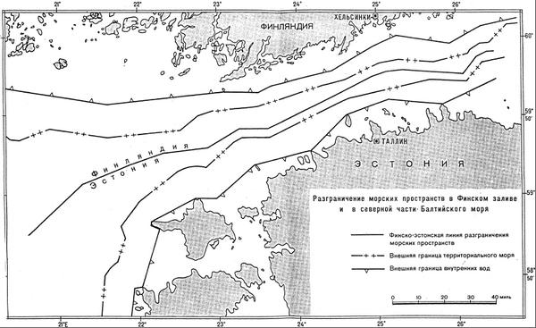 морских пространств в
