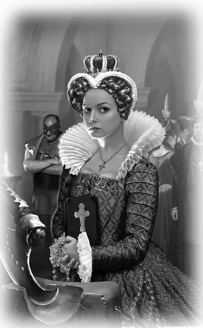 Книга королева мария шотландии биография