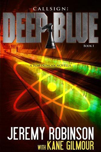 Callsign: Deep Blue - Book 7