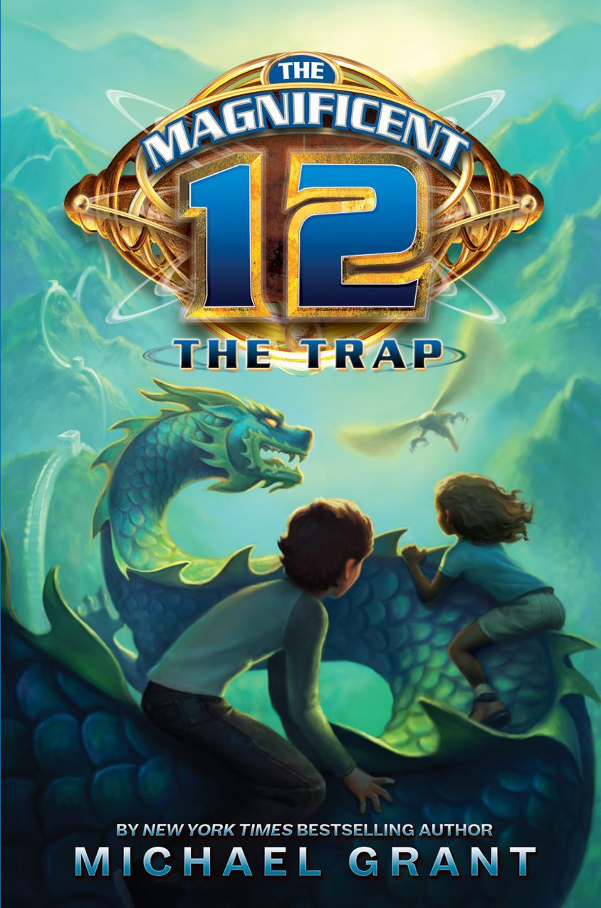 Книга The Trap