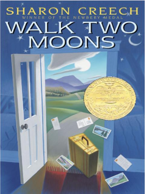Книга Walk Two Moons