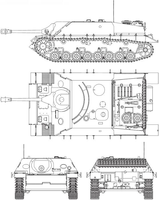 другие истребители танков