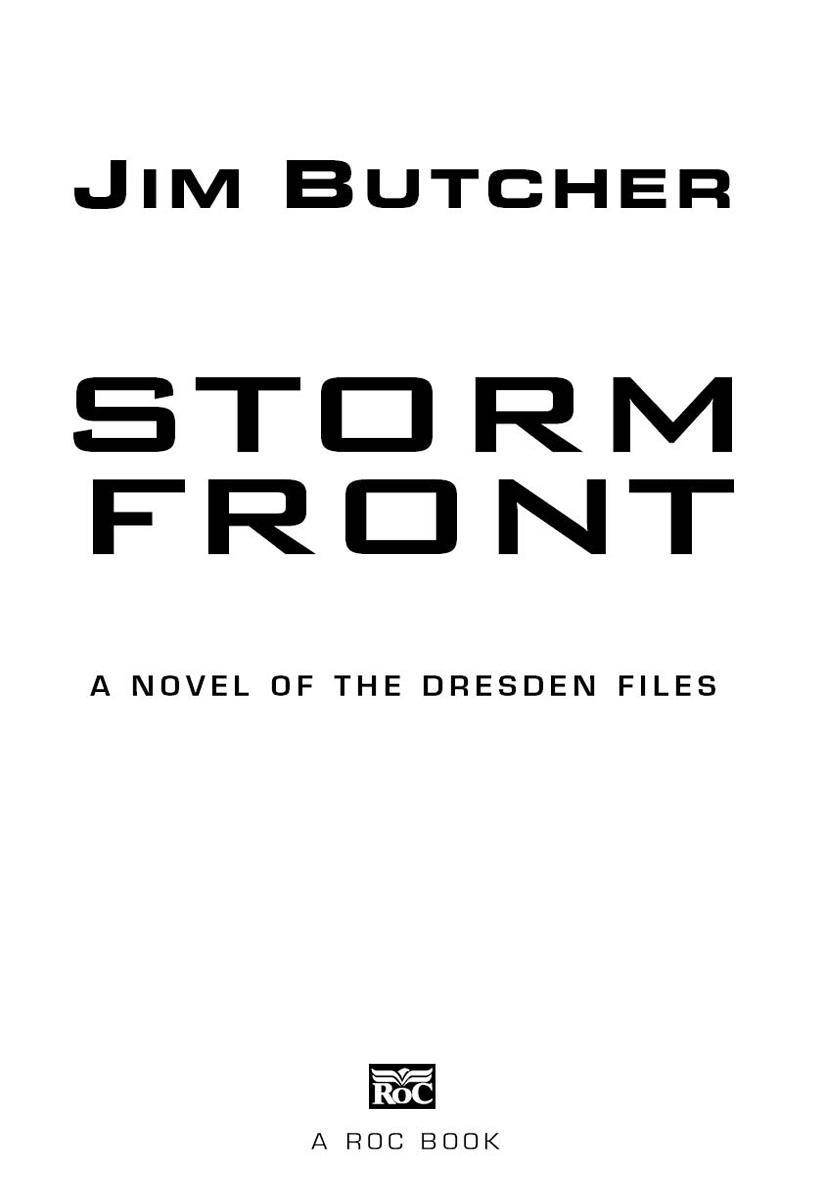 Книга: The Dresden Files Collection 1-6
