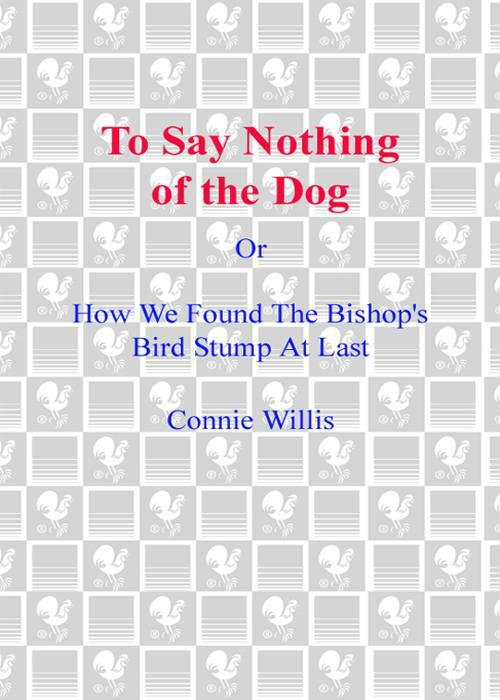 ce3b7077bdb Книга  To Say Nothing of the Dog