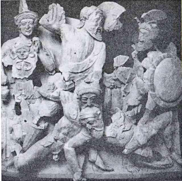 Цивилизация Этрусков