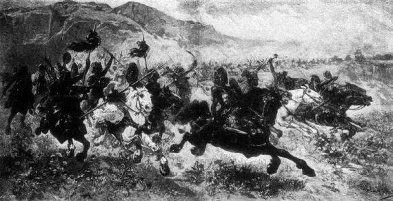 Древние славяне. Таинственные и увлекательные истории о славянском мире. I-X века