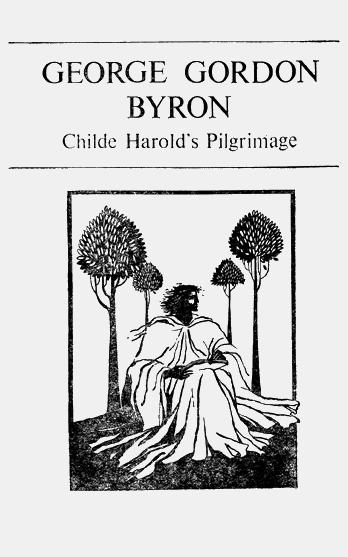Книга Чайльд Гарольд