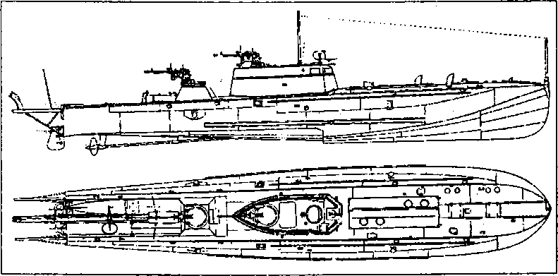 Советский торпедный катер типа