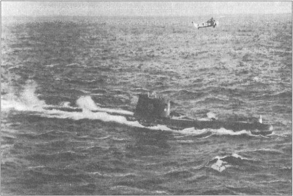 подводные лодки в карибском кризисе