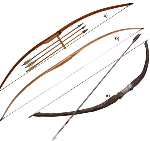 Книга лук и стрелы