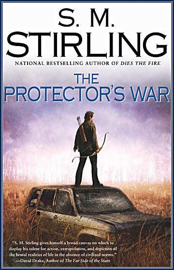 Книга: The Protector's War