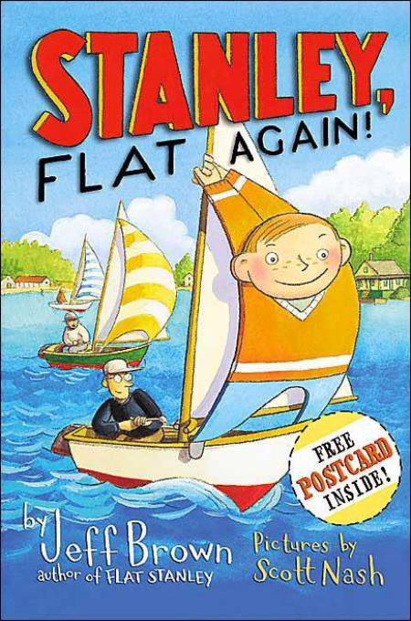 Книга Stanley Flat Again