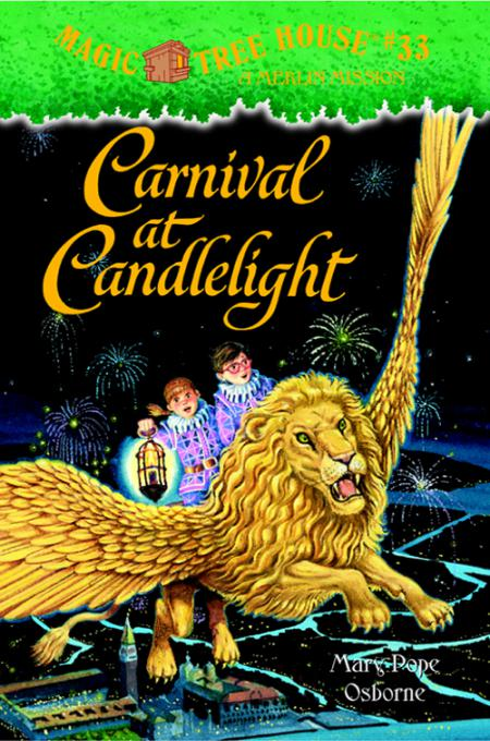 Книга Carnival At Candlelight A Merlin Mission