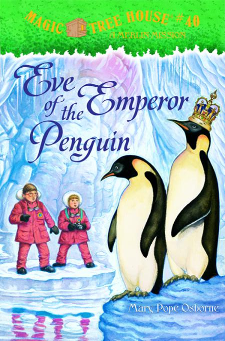 Книга Eve Of The Emperor Penguin A Merlin Mission