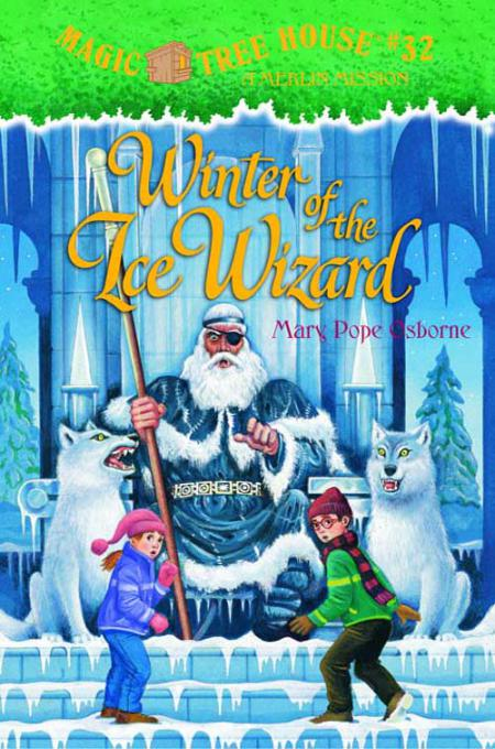Книга Winter Of The Ice Wizard A Merlin Mission