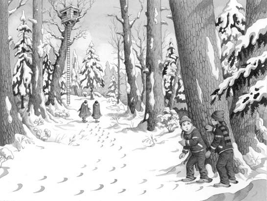 ���� Winter Of The Ice Wizard A Merlin Mission