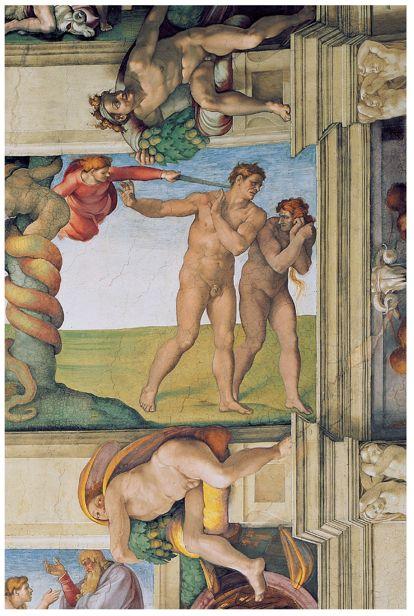 Сикстинская капелла микеланджело сексуальная ориентация