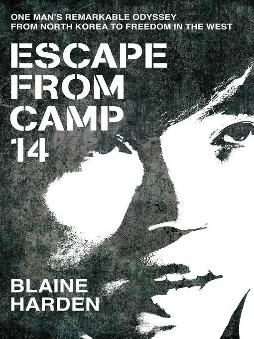 escape from camp 14 book pdf