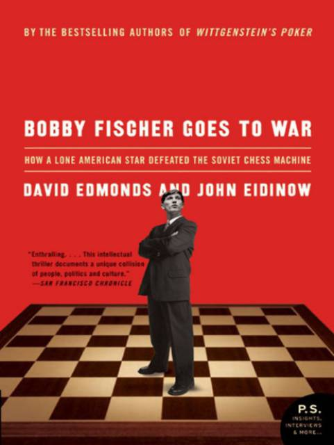 Книга Bobby Fischer Goes To War