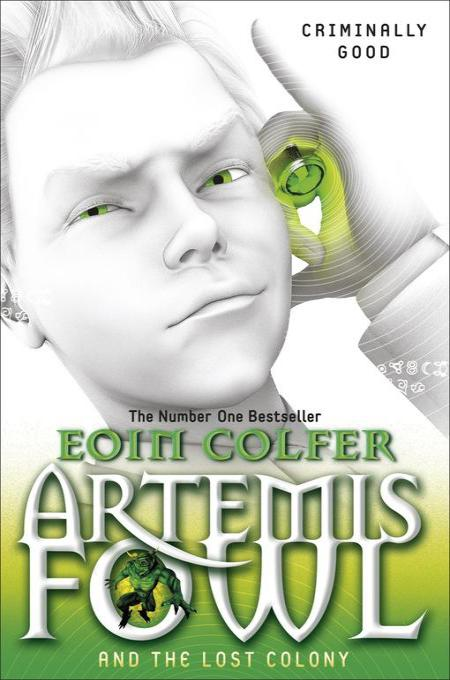 artemis fowl and the lost colony artemis fowl malvernweather Images
