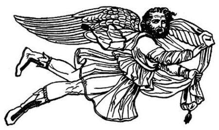 Подопечная древнегреческой богини оссы