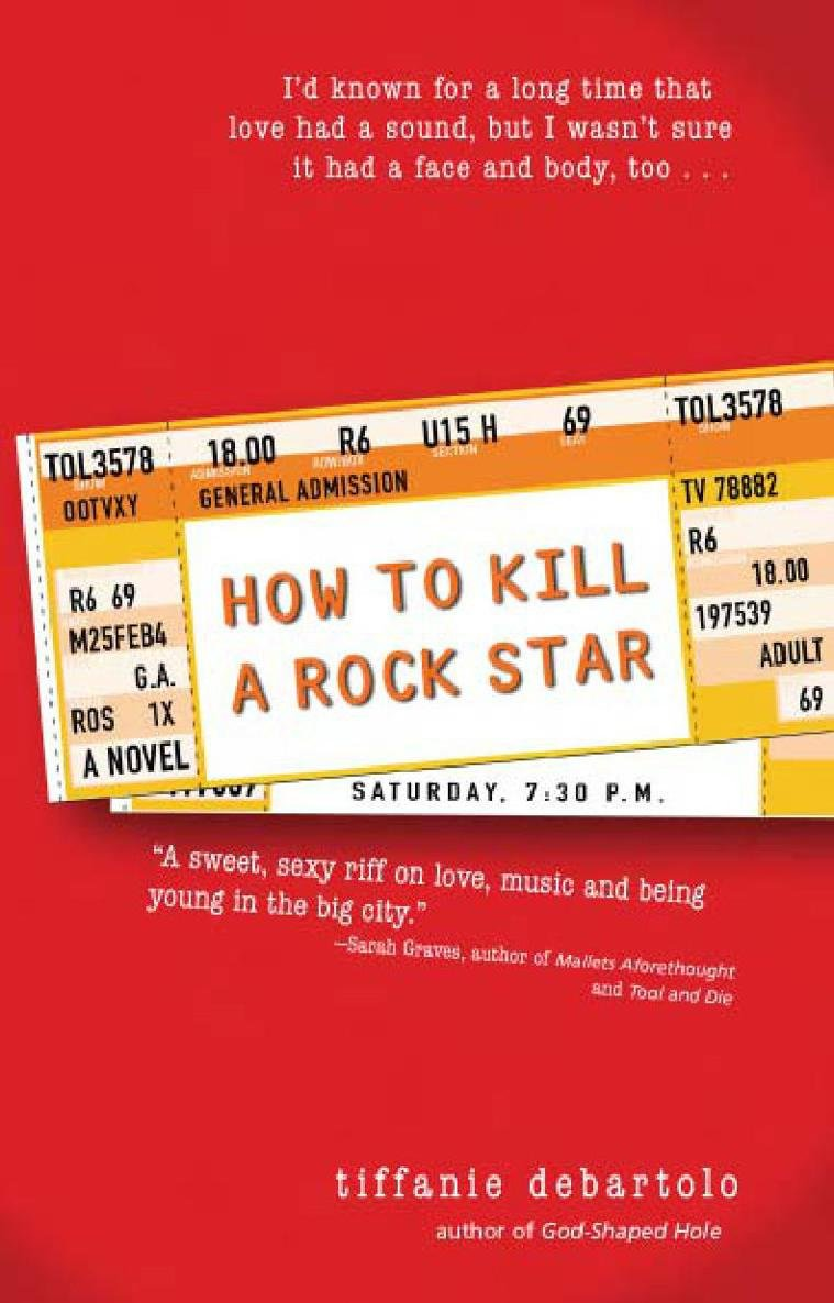 Книга  How to Kill a Rock Star 5d2be717a7e