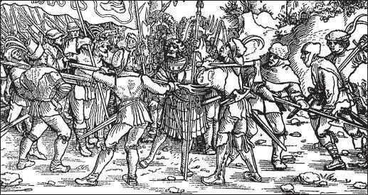 Великая крестьянская война в германии шпаргалка