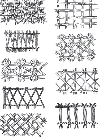 Книга: Плетение из соломки и