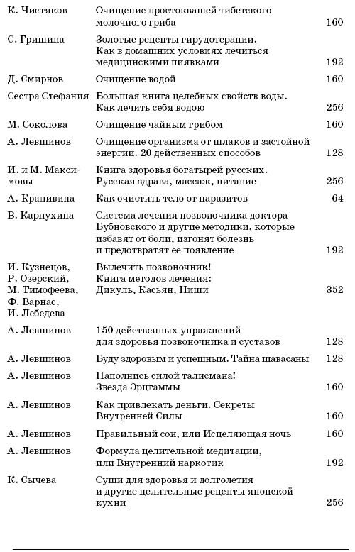 Анализы книг