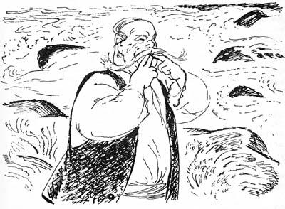 Тетрадь в сафьяновом переплете