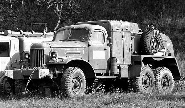 Автомобили Советской Армии