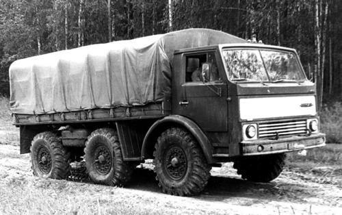 Секретные автомобили Советской