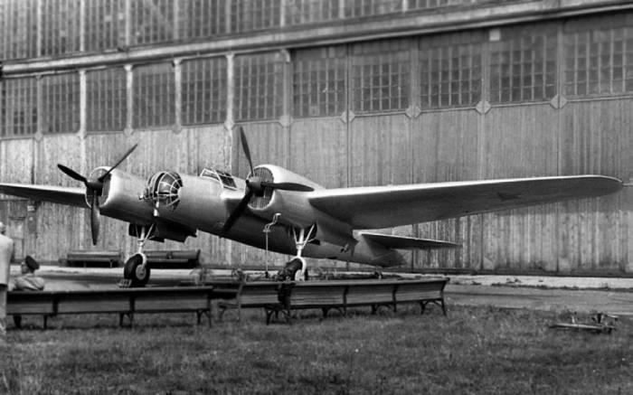 Боевые самолеты Туполева. 78